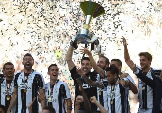 Bilan Série A 2016/17 : la domination de la Juventus continue