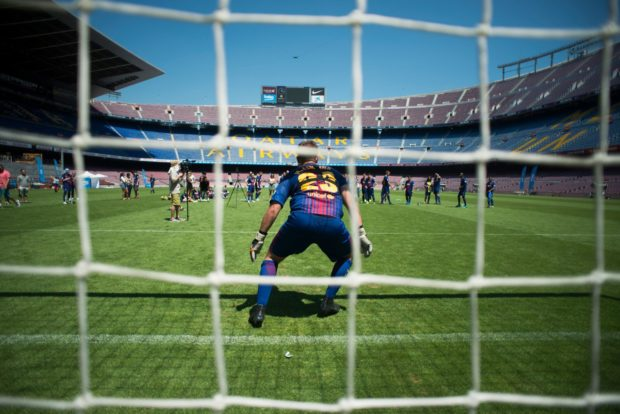 Nous avons vécu une expérience immersive au coeur du Barça avec Beko