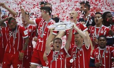 Bilan Bundesliga 2016/17 : le Bayern bat tous les records