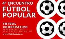 En juillet, ce sont les 4e rencontres du foot populaire en Espagne