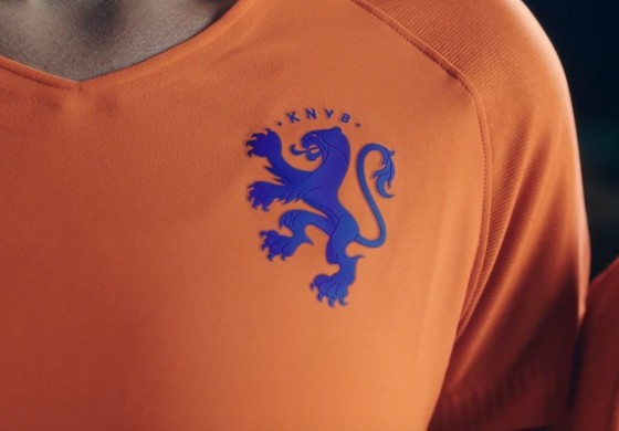 La fédé hollandais adapte son blason en vue de l'Euro féminin
