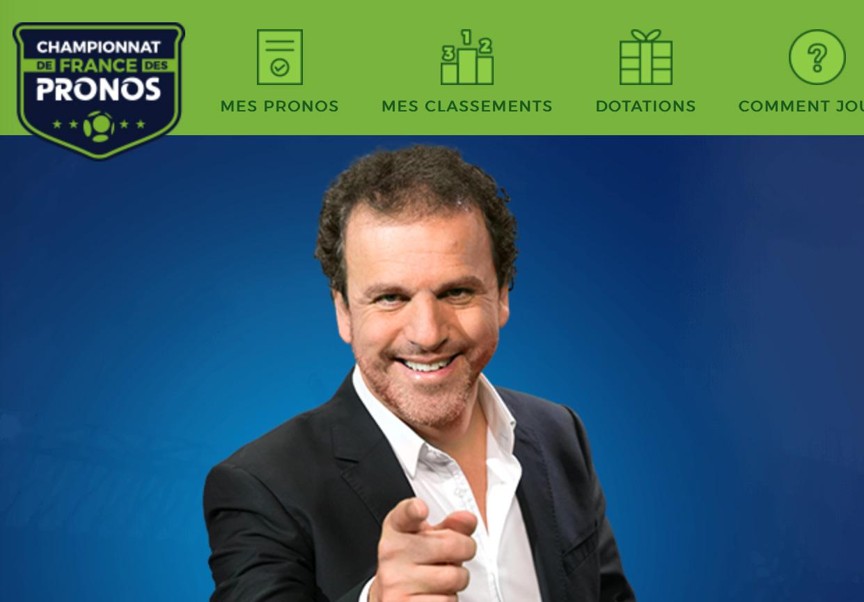 Lancement du championnat de France des pronos avec Parions Sport et la LFP