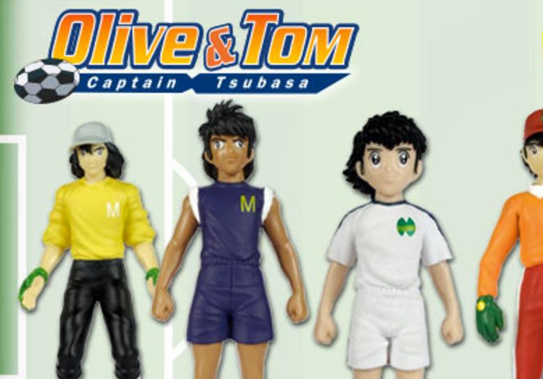 Altaya lance sa collection de figurines Olive et Tom