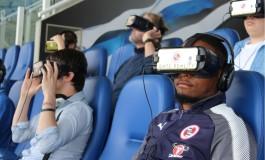Reading dévoile ses maillots en utilisant la réalité virtuelle