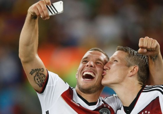 La Coupe du Monde 2018 sur les réseaux sociaux ?