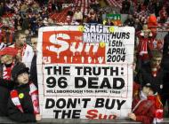 Le journal anglais The Sun officiellement banni par la Fédération des Supporters