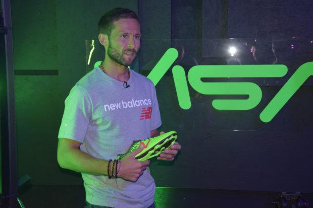 On était au lancement de la Furon 3.0 à Londres avec New Balance
