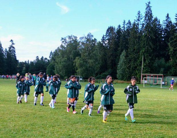 Une équipe pakistanaise a participé à une coupe en Norvège