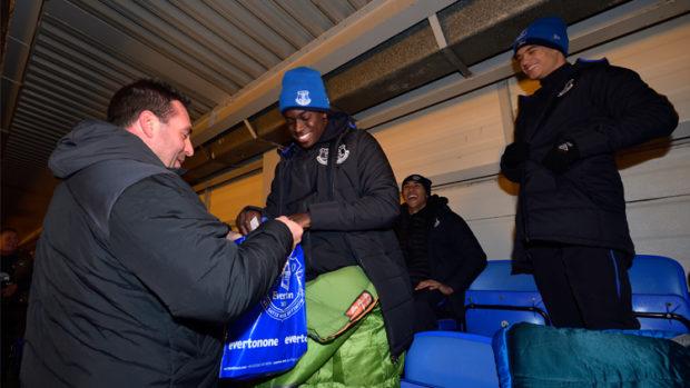 Everton achète une maison pour loger des adolescents sans abri
