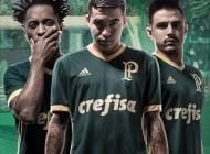 Palmeiras dévoile un troisième maillot à forte connotation historique