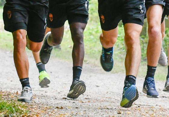 3 paires de running pour la reprise de l'entrainement