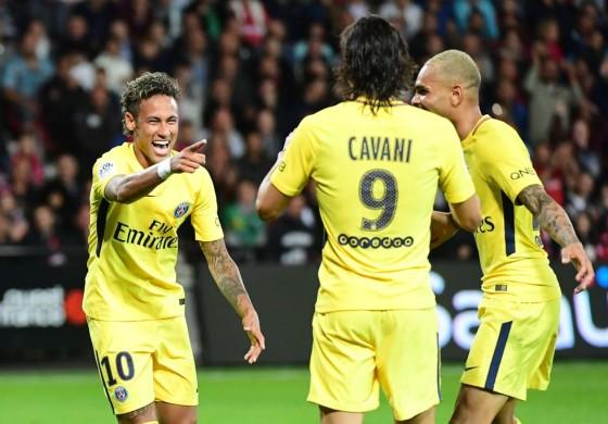 2e journée de L1 : il n'y a pas que Neymar en Ligue 1