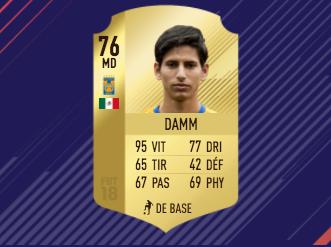 Notre sélection des meilleurs joueurs sur FIFA 18