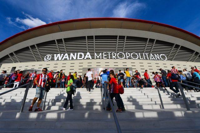 Les images les plus marquantes de l'inauguration du Metropolitano, le nouveau stade de l'Atletico Madrid