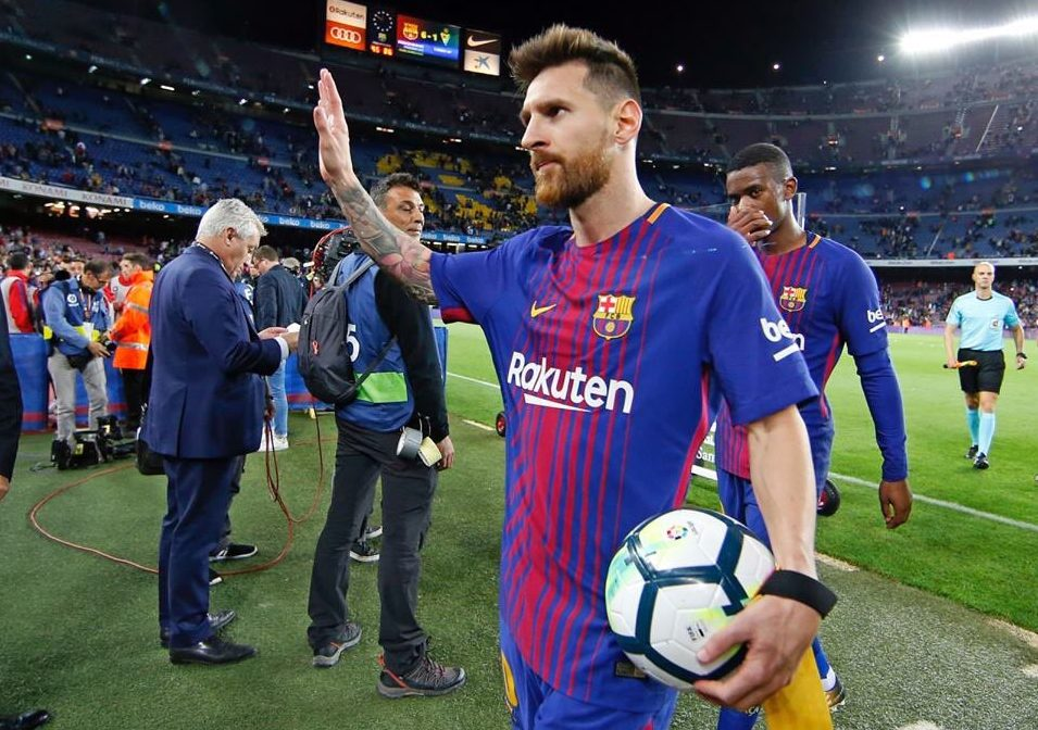 Tour d'Europe : Messi puissance 4, le Real tombe face au Bétis