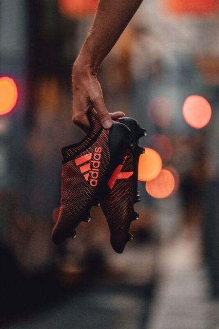 Un nouveau coloris orange pour le pack Pyro Storm d'adidas