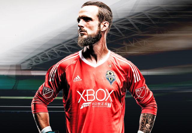 Xbox promeut Forza Motorsport 7 via le maillot des Sounders
