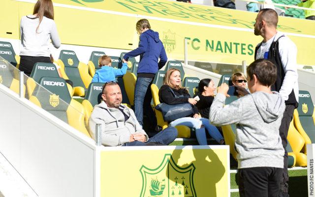 Le FC Nantes met à l'honneur ses supporters