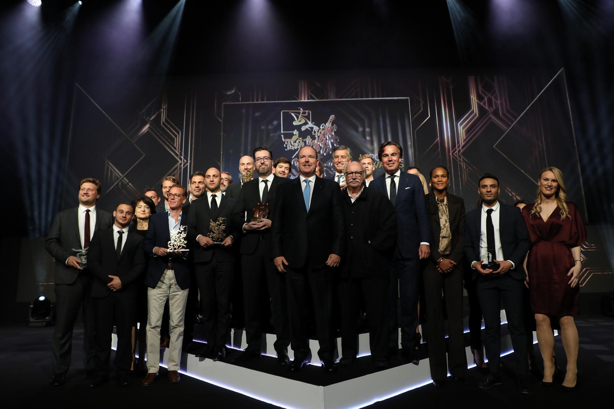 Les images de football récompensées dans trois catégories de SPORTEL Awards