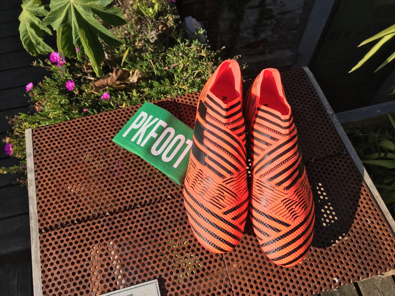 [CONCOURS] Une paire d'adidas Nemeziz 17+ 360 Agility Pyro Storm à gagner