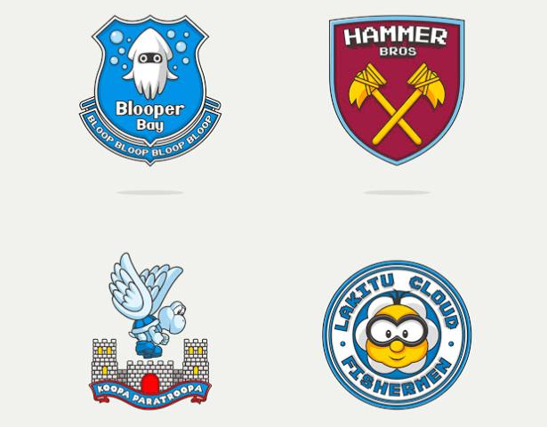 La Premier League en mode Mario World