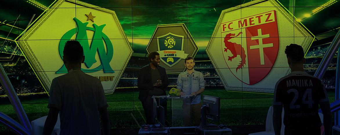 L'Orange e-Ligue 1 ouvre ses inscriptions pour le Tournoi d'Hiver