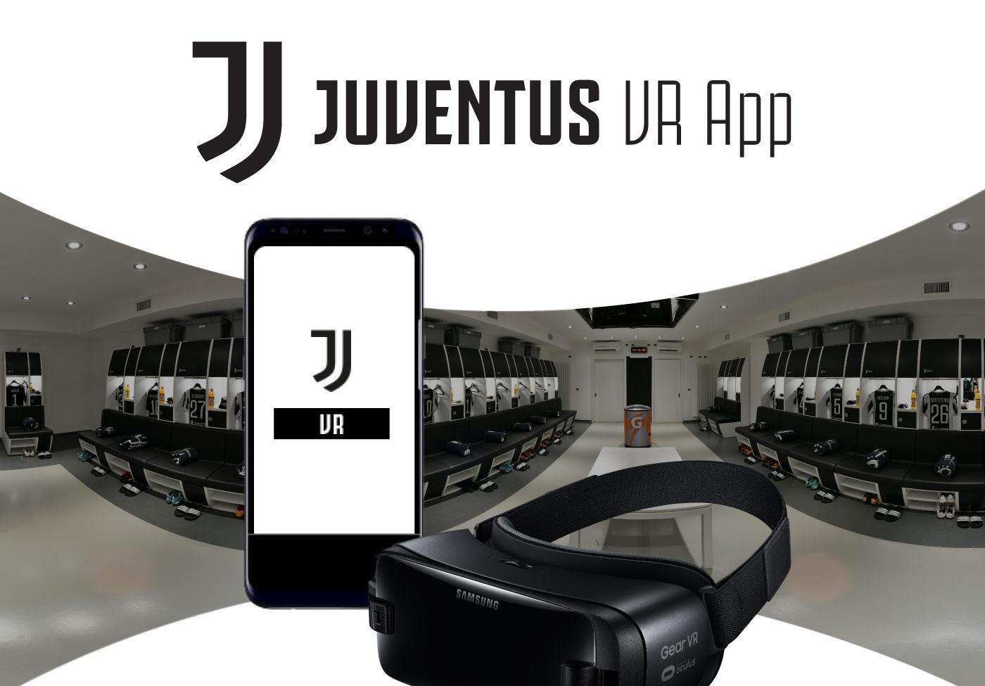 La Juventus lance son application de réalité virtuelle