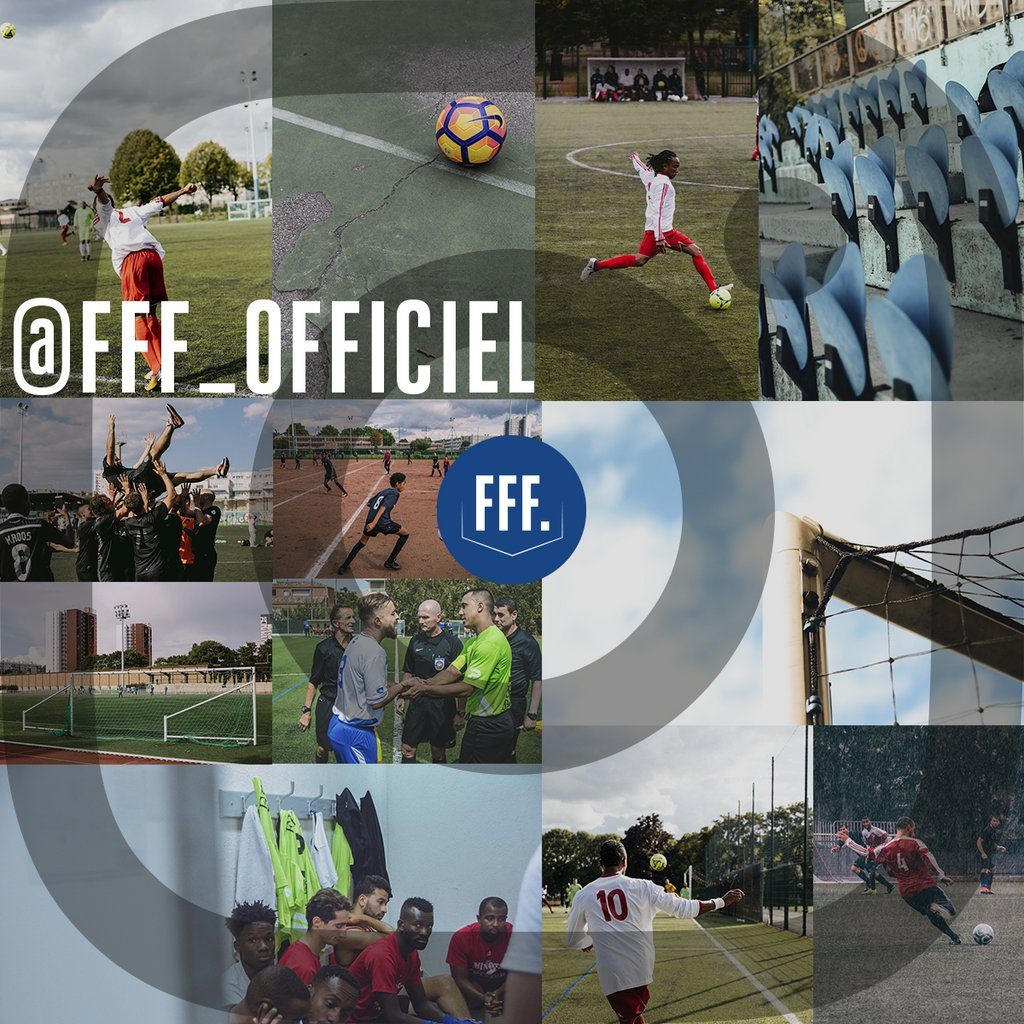 La FFF lance un compte Instagram pour le football amateur