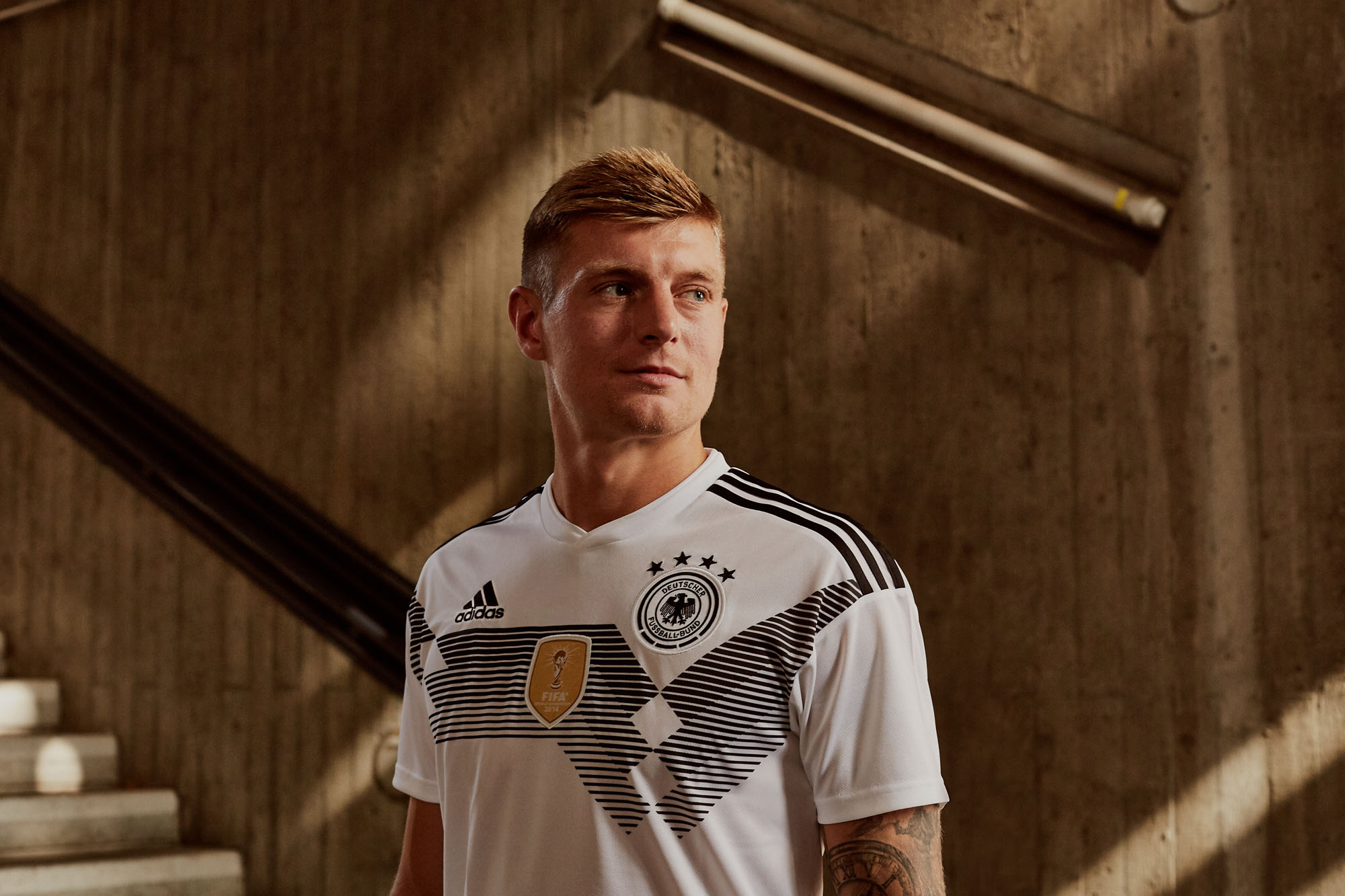 Les maillots adidas pour la Coupe du monde 2018 : c'était pas mieux avant ?