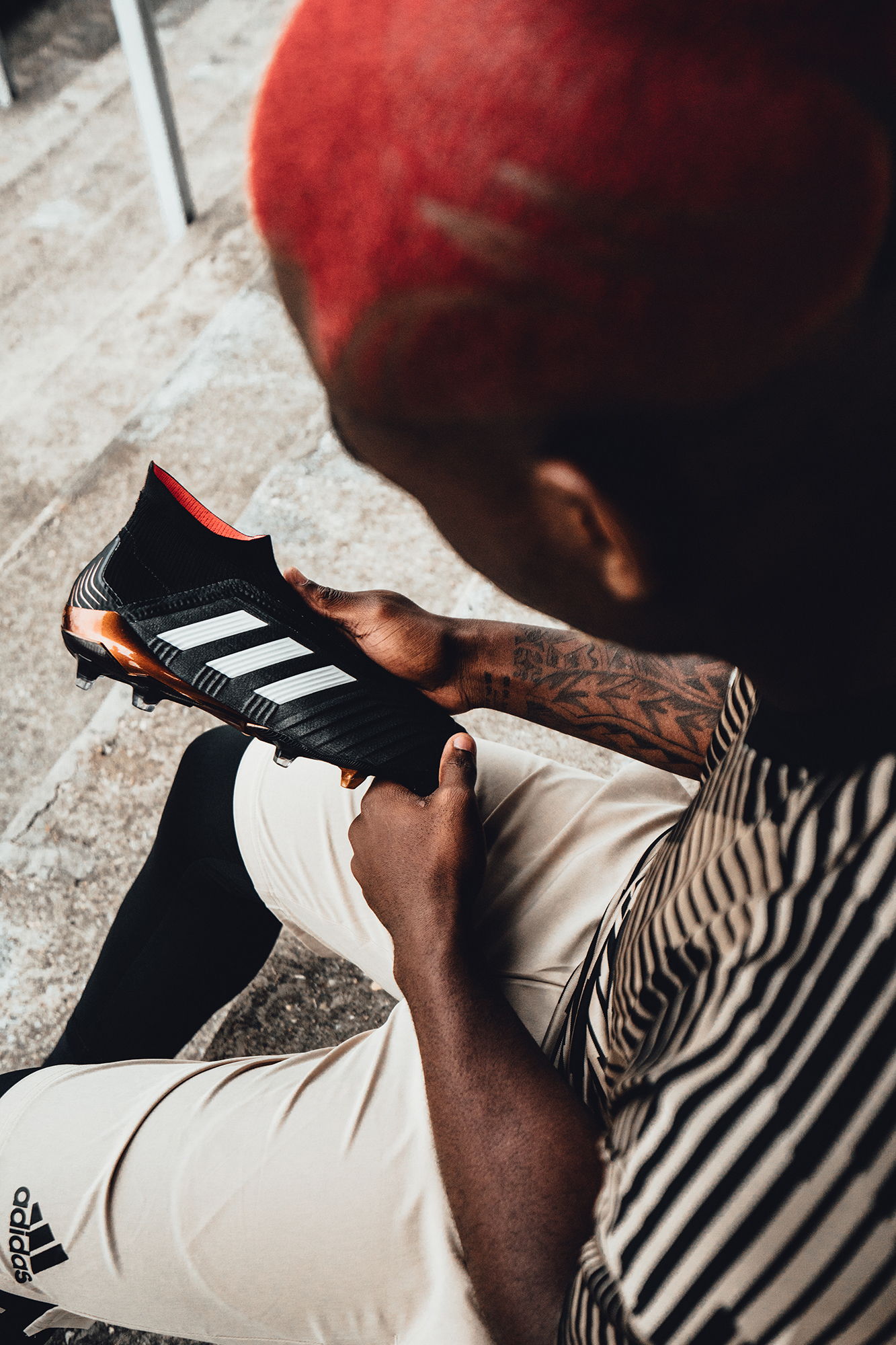 Adidas relance la Predator avec une version 2018