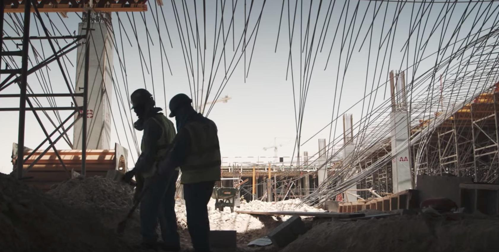 The Workers Cup, le docu qui dénonce habilement la situation des travailleurs au Qatar