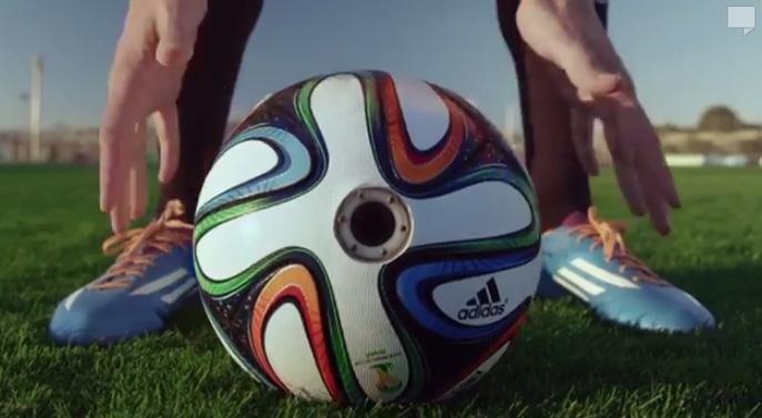 Quiz : 8 questions pour te tester sur les ballons de la Coupe du monde