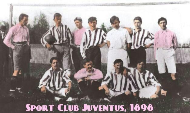 La Juventus dévoile un 4e maillot vintage pour ses 120 ans