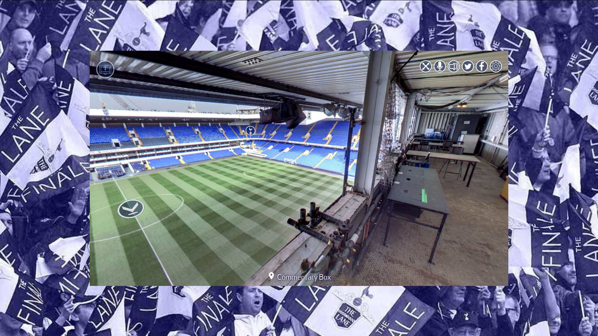 Tottenham invite au coeur de son ancien White Hart Lane