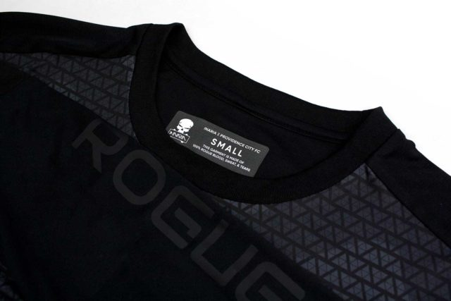 Inaria dessine un maillot fantastique pour le Providence City FC