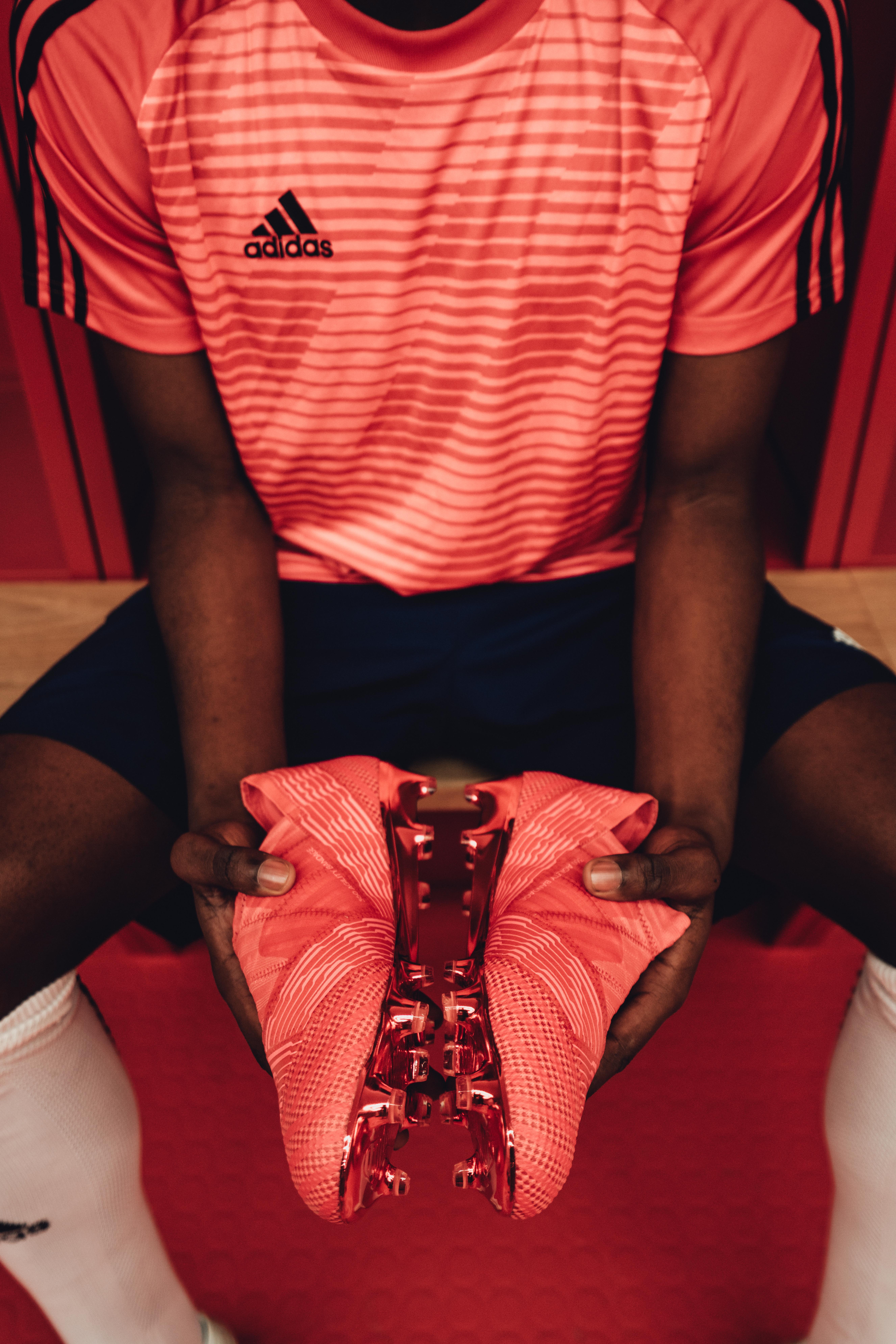 Adidas dévoile un nouveau pack Cold Blooded