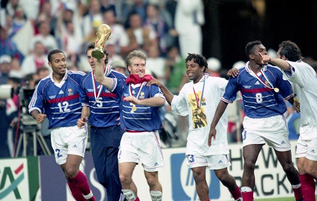 Un match de gala pour les 20 ans de France 98