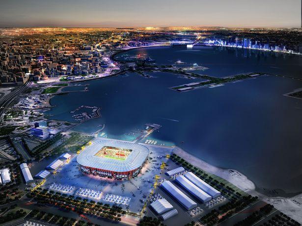 Le Qatar va construire un stade fait de conteneurs de transport !