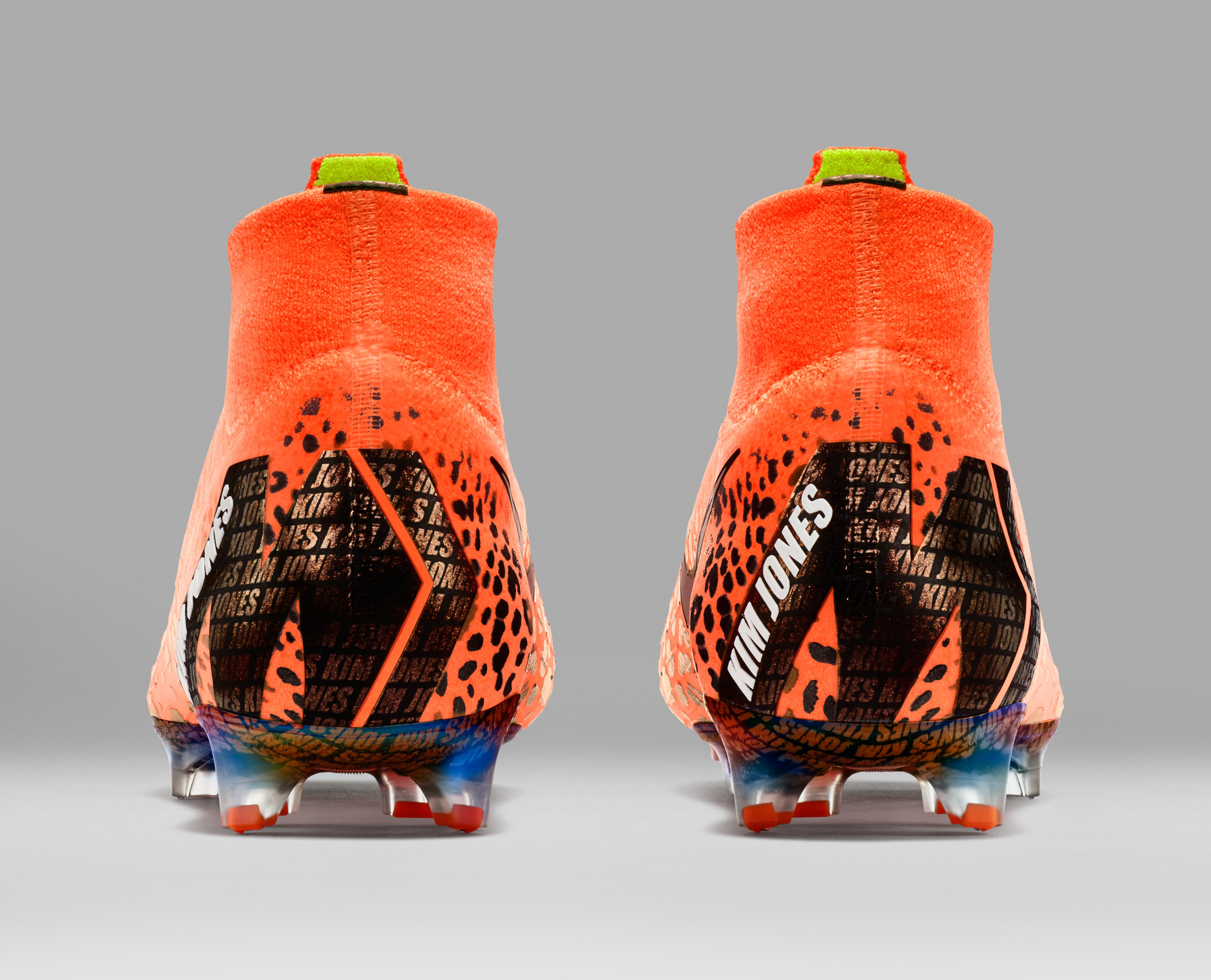 Nike dévoile la Mercurial Superfly 360 imaginée par le designer Kim Jones
