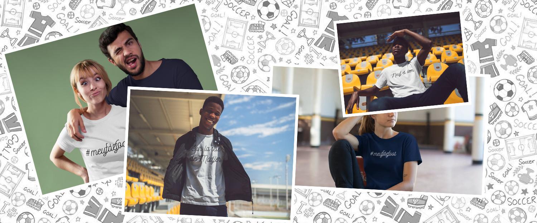 PKFoot et #meufdefoot lancent la boutique du vrai fan !