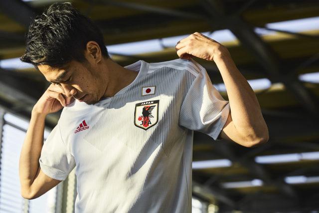 Adidas présente les maillots extérieurs pour la Coupe du Monde