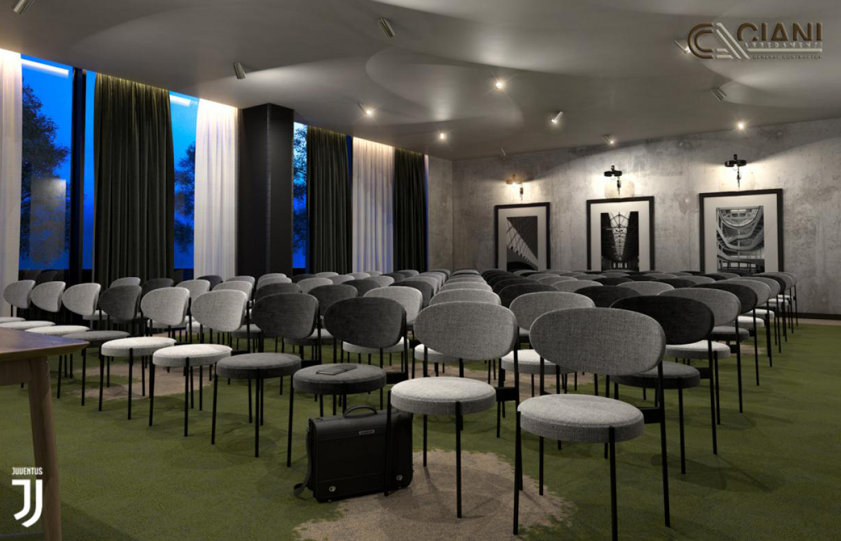 La Juventus présente son J Hotel ****