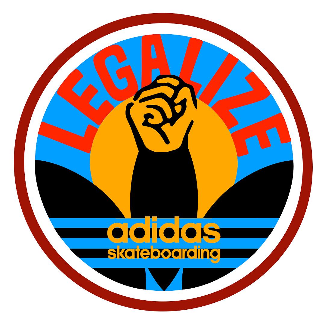 De nouveaux écussons adidas Skateboarding inspirés du foot