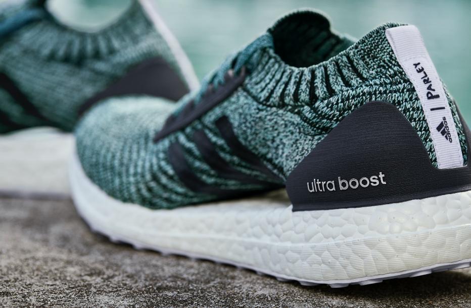 Adidas sort une Ultraboost pour limiter la pollution plastique