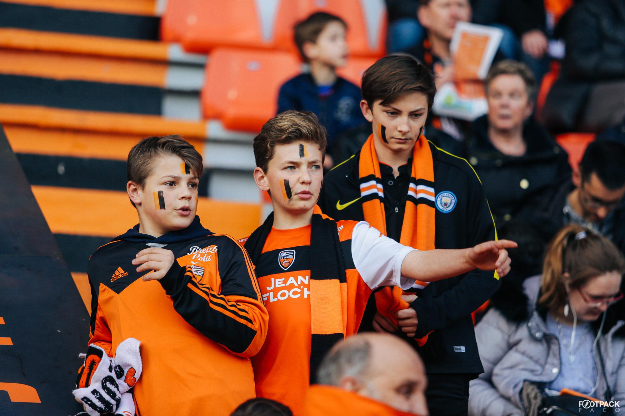 Fan Experience : Kappa France nous a embarqués dans les coulisses du FC Lorient