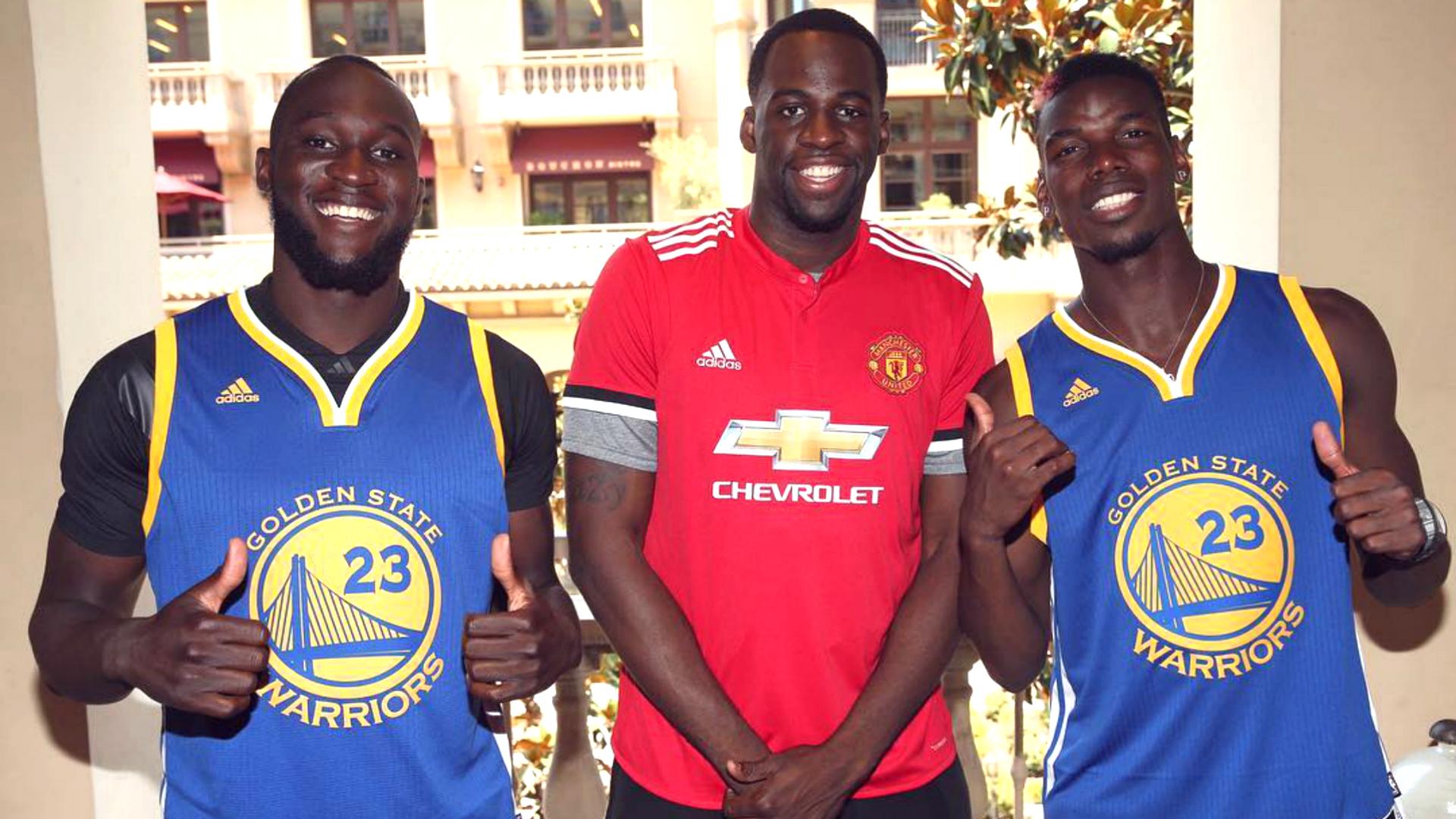 Manchester United prévoit une gamme de maillots de basket ?