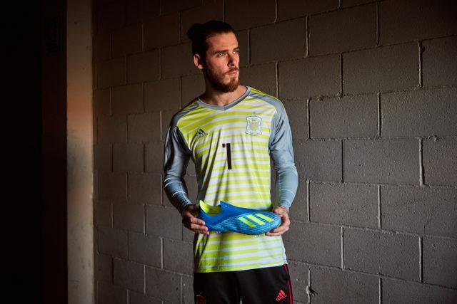 Adidas présente la nouvelle X18+ Energy Mode