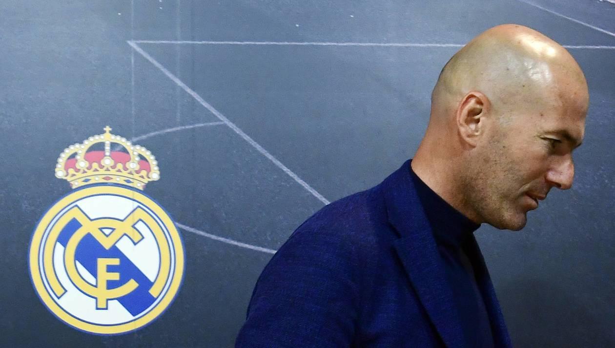 Zidane, une décision surprenante mais logique