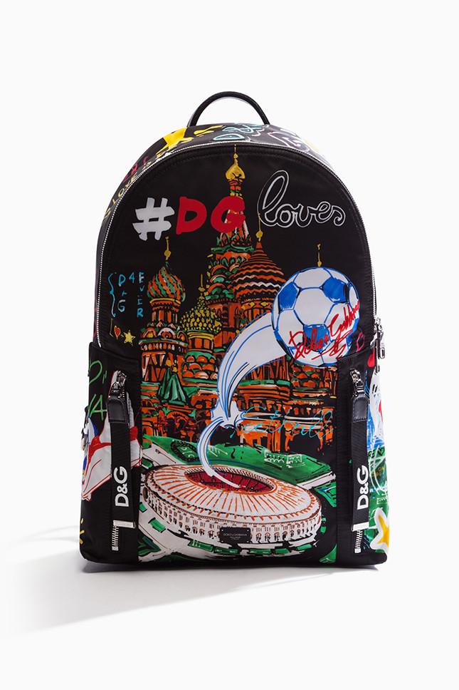 Dolce & Gabbana présente sa collection capsule Coupe du Monde 2018