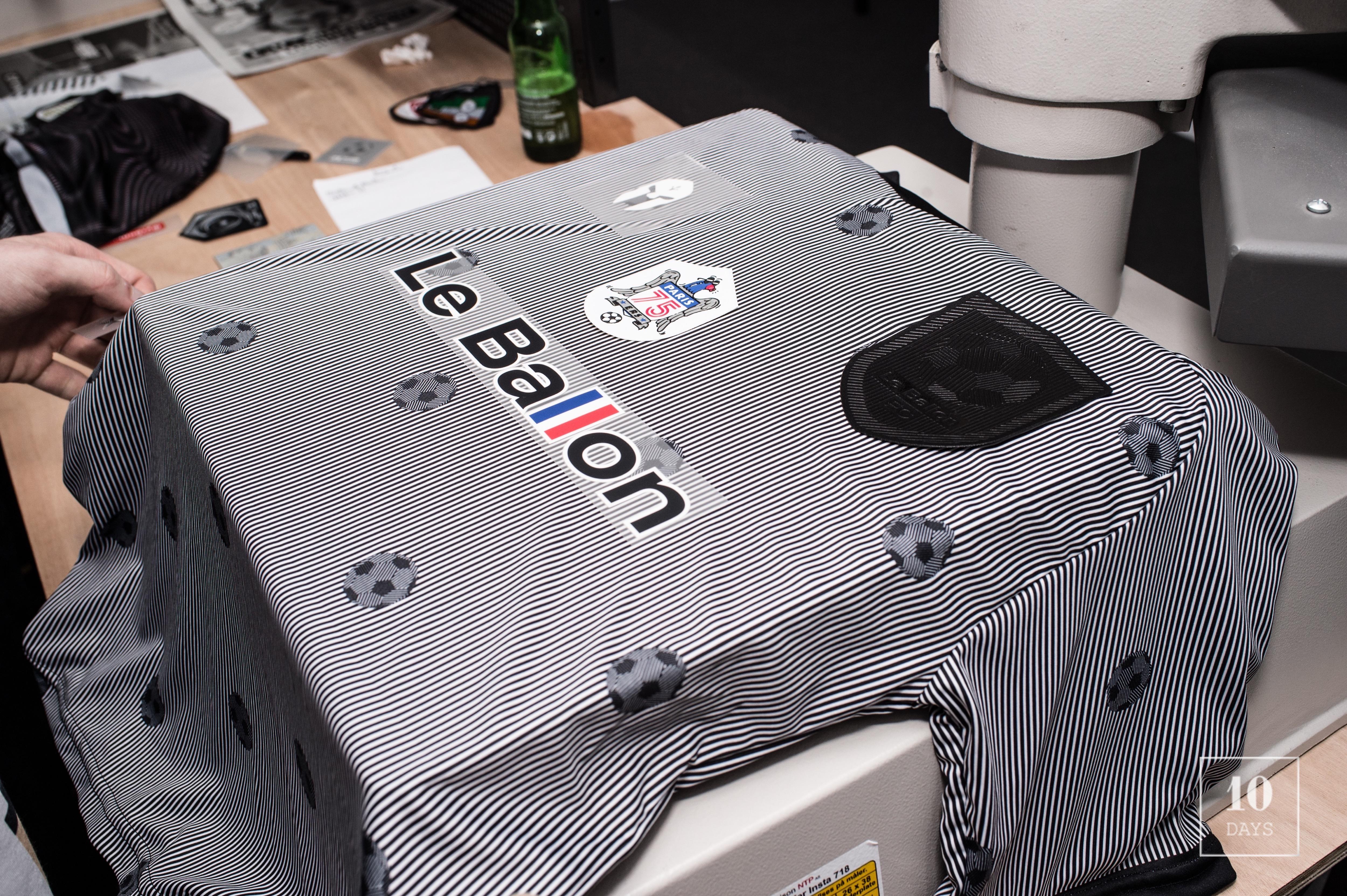 Le Ballon FC occupe le terrain du Citadium pendant la Coupe du monde